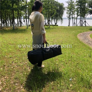 Camping Travel Tents Tarps Camping Storage Bag 26L Duffle Bags Waterproof Oxford Foldable Luggage Handbag