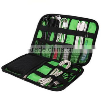 Data cable practical earphone wire storage bag power line organizer electric bag digital accessories bags