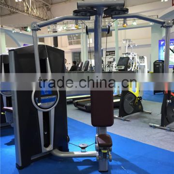 Flat Oval Tube TZ-8047 High Pec Gym Equipment /Pectoral Fly Machine