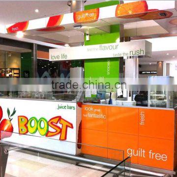 kiosk outdoor newest style food kiosk for sale kiosk outdoor