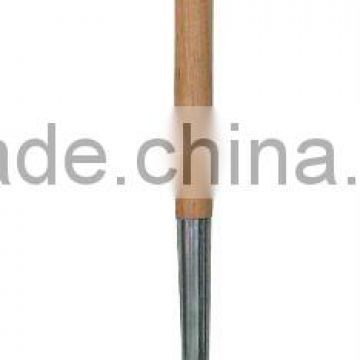 STAINLESS T WOODEN HANDLE SHOVEL S6828