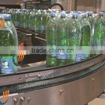 beverage curve belt conveyor