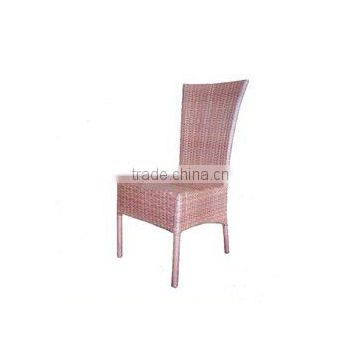 Wicker chair furniture, PVC rattan out door chair