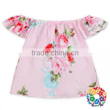 New Fashion Design Baby Girl Flower Printed Designs Beautiful Tops Wholesale Kids Girls T Shirt Of Shirts Tops Tanks From China Suppliers 144012704
