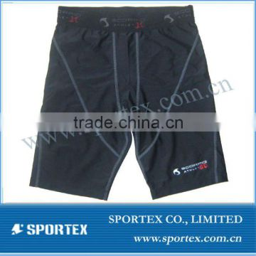Men's compression short customed/ Good shape compression short / compression short for running