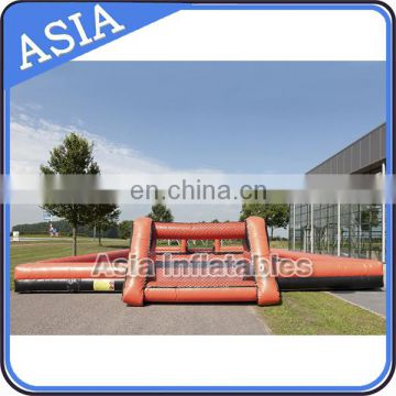 Hot sale portable inflatable soccer field inflatable soccer pitch for sale