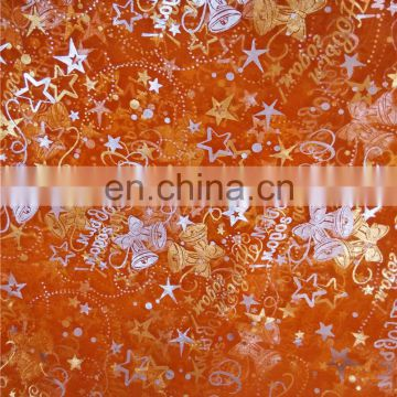 Holiday Decoration Dress Accessory Organza Fabric