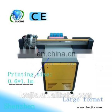 600mm*1300mm, Wide Format Digital Ceramic UV Printer
