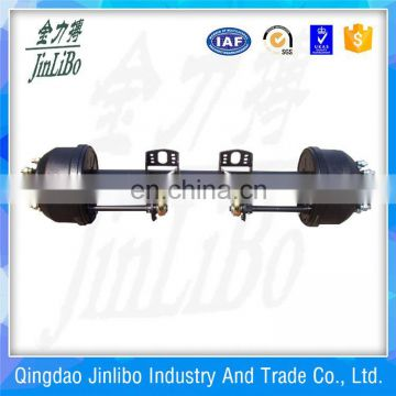 Qingdao supplier trailer parts trailer axleaxle