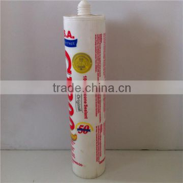 Acetic cure ge silicone sealant for window frame spray of