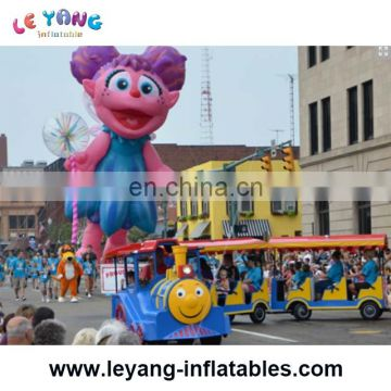 Inflatable Giant Balloon For Parade, inflatable cartoon helium balloon