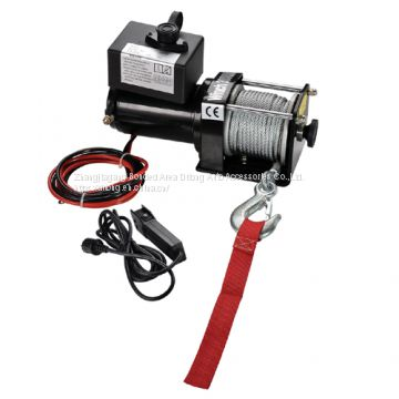 3000lbs Electric ATV Winches