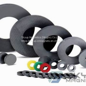 ferrite core electric filter for Industrial Magnet Application and Permanent NdFeB Magnet Composite