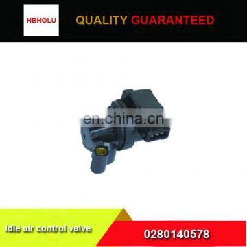 Idle air control valve 0280140578 for Fukang