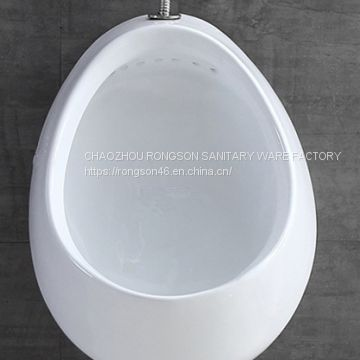 Factory bathroom water saving direct best quality Canada floor mounted standing ceramics men\'s urinal bowl