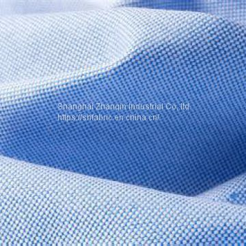 100% cotton yarn dyed woven decent fabric men dress shirts cotton what is fil a fil fabric facotry supply