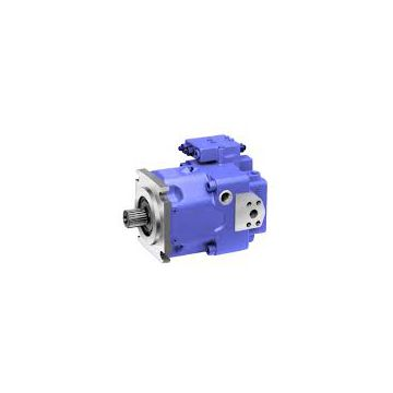 R902417152 Clockwise Rotation Rexroth Aa10vo Hydraulic Power Steering Pump High Pressure