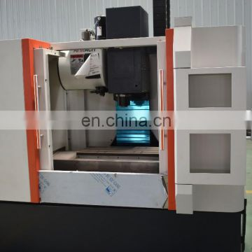 5 Axes CNC Spindle Head Milling Bench Top Machine