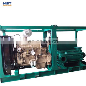 300kw pump high pressure water pump with engine