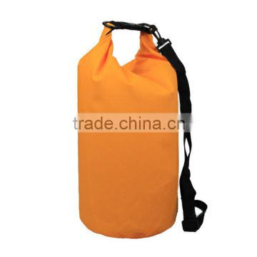 PVC tarpaulin waterproof floating travel outdoor dry sack with shoulder strap                                                                         Quality Choice