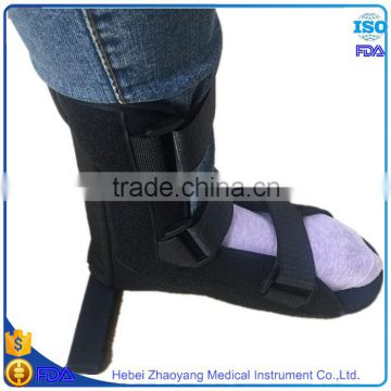 Surgical instruments Postoperative anti foot drop shoe of