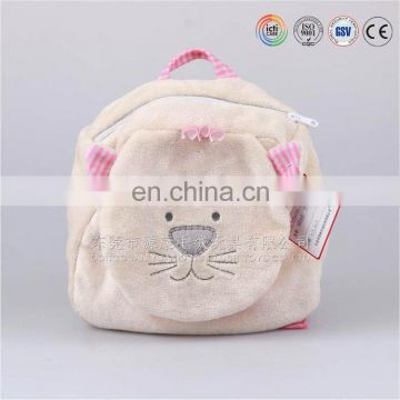 2016 New Style Custom Plush Teddy Bear Backpack