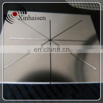 High precise chemical etched metal shims