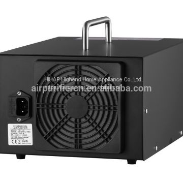 Adjustable 3.5g~7g ozone generator durable metal cabinet ozone purifier with double ceramic plates