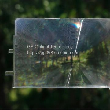 Frensnel lens for 4.0 inches projector magnifying lens optical lens type two