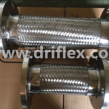 Driflex Stainless Steel Fittings Conflat Flange Flexible Coupling