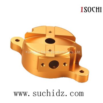 Pressure Foot Cup Yellow Machine Spindle Parts for PCB Timax Machine