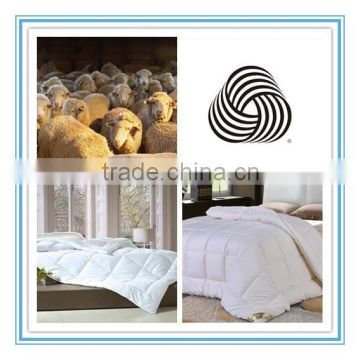 Good quality insulation organic Washable Australia Wool Duvet