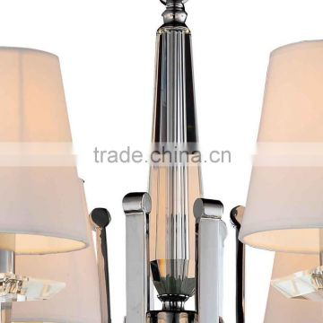 modern crystal lighting down pendant light