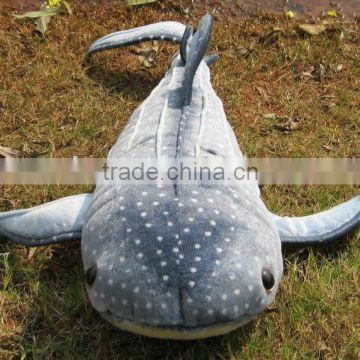 sea animal shark plush toy