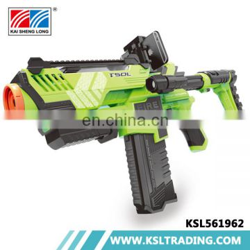 High quality plastic battle water bullet toy gun AR 3d game wholesale