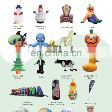 Inflatable walking cartoon Inflatable tea cup model