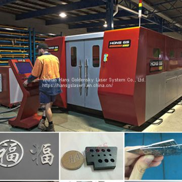 15000W 2000W Fiber Laser Cutter for Machine Element