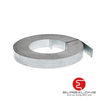 Surealong wood connector builders band Galvanised Strap Brace