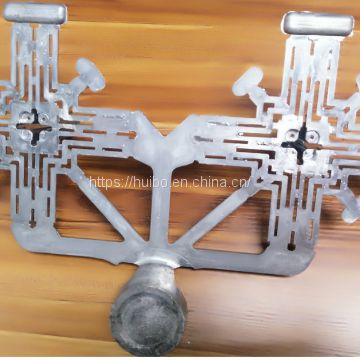 High Precision Communication Antenna resonator Alloy Aluminum Die Casting Mould