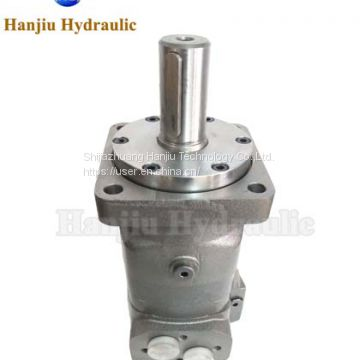 BMT / BM6 Cycloid Hydraulic Motor , Orbital Hydraulic Motor For Agriculture Machinery