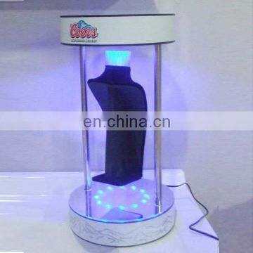Dustproof Clothes Model Acrylic LED Display