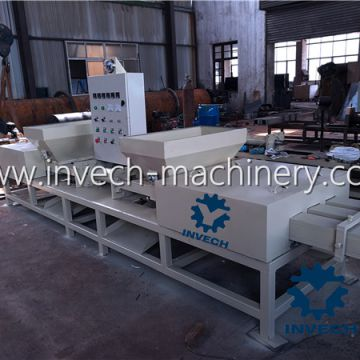 Wood Shaving Block Press Machine
