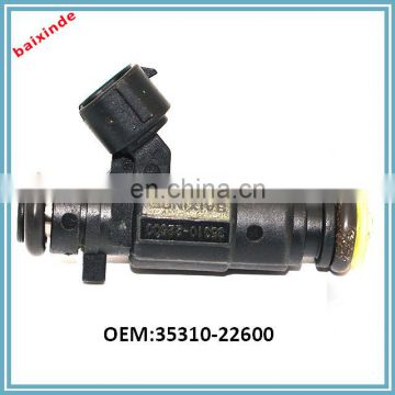 Auto spare parts car Injector for Hyundai Accent 1.5 1.6 35310-22600 3531022600