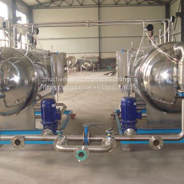 Sausage sterilization pot   Ham sterilization pot  Manufacturer