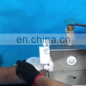 High Efficiency Small Scale Tube Block Massive Dry Ice Making Machine