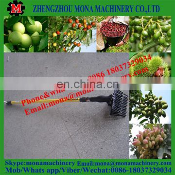 Cheap price date palm harvester machine /shaker harvester for jujube,hazelnut