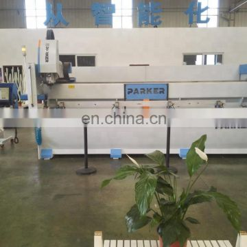 Aluminum profile and Curtain wall 4 Axis CNC control high speed machining center DMCC82