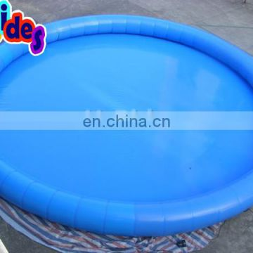 inflatable swimming pool equipment in shape of ball or cartoon