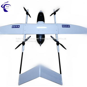 Light Weight Carbon Drone Frame UAV Mapping Drone Long Range Survey UAV RTK Positioning Drone