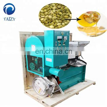 Taizy screw corn oil extraction machine/sacha inchi oil press machine/machine for sunflower oil extraction